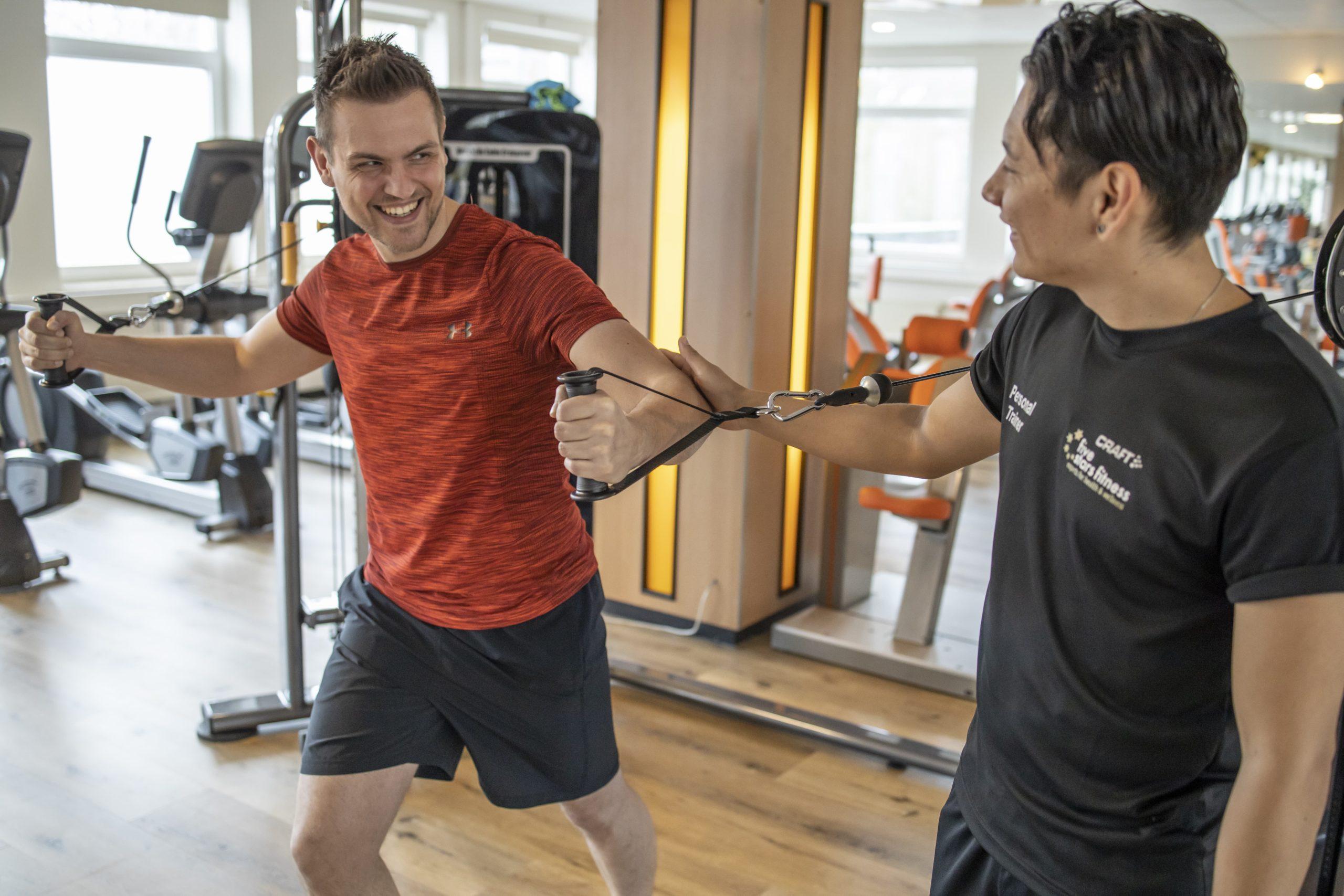Fitnesstrainer kennenlernen